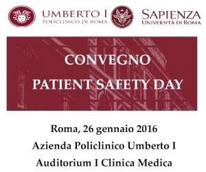 Patient Safety Day 2016